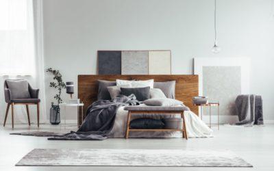 Zeitlose Eleganz im modernen Schlafzimmer