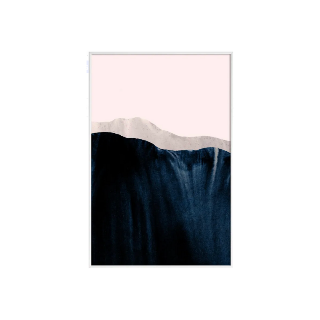 Igneous Rocks 1 -Bild mit Kunststoffrahmen 60×90 cm
